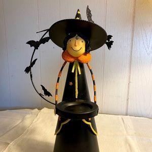 Partylite Abracadabra Witch Tealight Holder